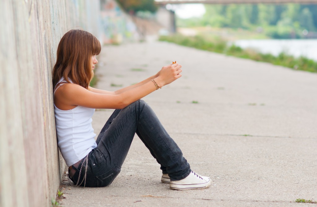 Criticising Dealing with teen issues teens