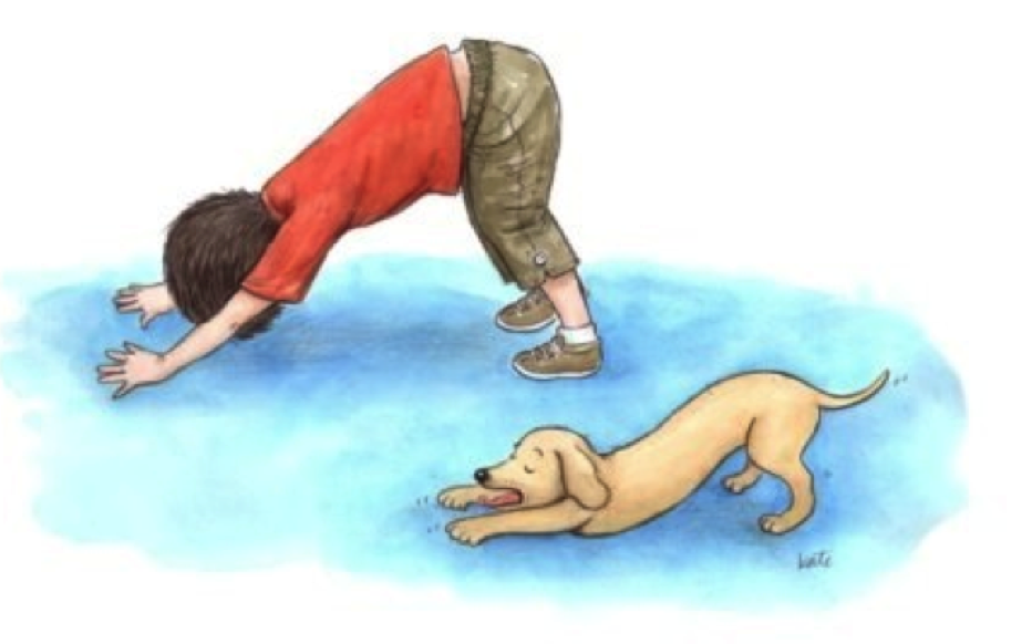 5 Great Yoga Poses For Children With Autism To Practice